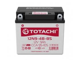 Мото АКБ TOTACHI® 9Ah (12N9-4B-BS)
