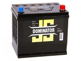 Аккумулятор DOMINATOR 6CT-60 обратная полярность (азия)