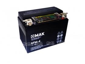 Аккумулятор MAK 6FM-4 с индикатором