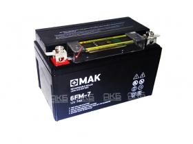 Аккумулятор MAK 6FM-7 с индикатором