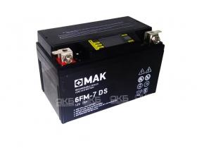 Аккумулятор MAK 6FM-7 с дисплеем