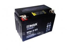Аккумулятор MAK 6FM-9 с дисплеем