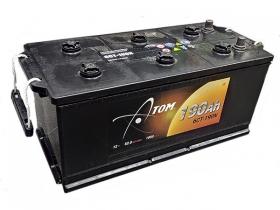 Аккумулятор АТОМ 6СТ-190 а/ч прямая полярность конус