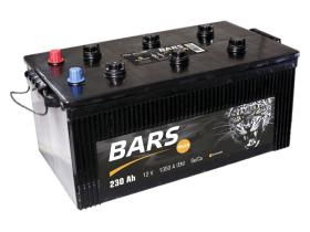 Аккумулятор BARS 6СТ-230 евро конус