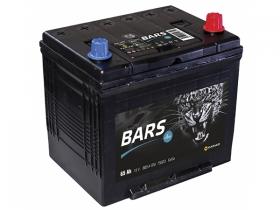 Аккумулятор BARS 6СТ-65 обратная полярность (азия)