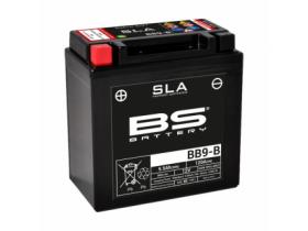 BS-BATTERY BB9-B (FA) (YB9-B) МотоАккумулятор