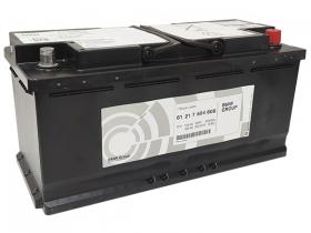 Аккумулятор BMW 105 Ah AGM 61217604808