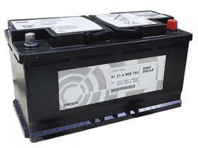 Аккумулятор BMW 92 А/ч AGM 61216806755