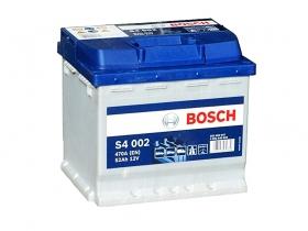 BOSCH S4 Silver 52 А/ч (S4 002)