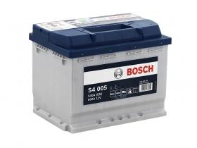 BOSCH S4 Silver 60 А/ч