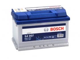 BOSCH S4 Silver 72 А/ч