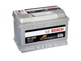 Bosch S5 Silver Plus 77А/ч