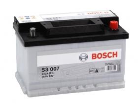 Bosch S3 70 А/ч