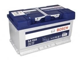 Bosch S4 80 А/ч
