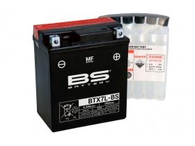 BS-BATTERY BTX7L-BS (YTX7L-BS) МотоАккумулятор