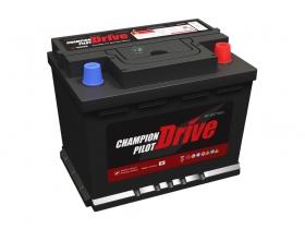 Champion Pilot Drive 60 Ah низкий