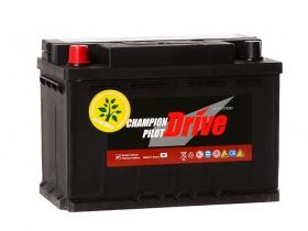 АКБ Champion Pilot Drive 75 Ah