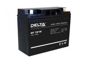 АКБ Delta DT 1218