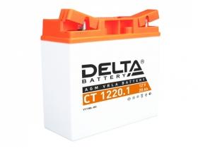 АКБ Delta CT 1220.1 (YT19BL-BS)