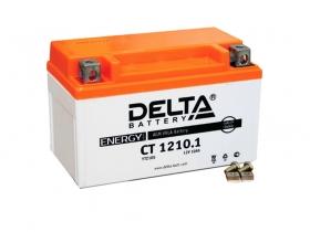 Мото аккумулятор Delta CT-1210.1 (YTZ10S)