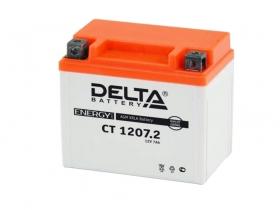 Аккумулятор Delta CT-1207.2 (YTZ7S)