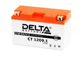 Аккумулятор Delta CT-1209.1 (YT9B-BS)