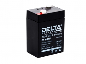 Аккумулятор для источника бесперебойного питания Delta DT 6045