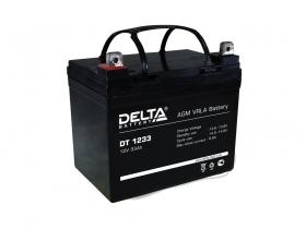 Аккумулятор DELTA DT 1233