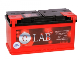 АКБ E-Lab 100 А/ч