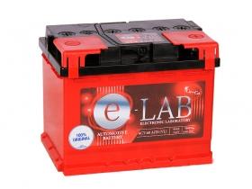 АКБ E-Lab 60 А/ч