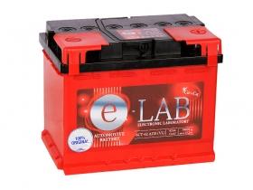 АКБ E-Lab 62 А/ч