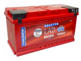 Аккумулятор E-LAB EFB 100 А/ч обратная полярность