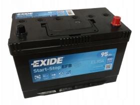 Аккумулятор EXIDE START&STOP EFB 95 а/ч обратная полярность (азия) (EL954)