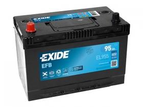 Аккумулятор EXIDE START&STOP EFB 95 а/ч прямая полярность, азия (EL955)