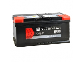 Аккумулятор FIAMM Titanium black 110 А/ч обратная полярность