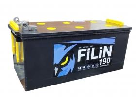 Аккумулятор FILIN 6CT-190 А/ч болт