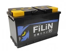 Аккумулятор FILIN 6CT - 90L прямая полярность
