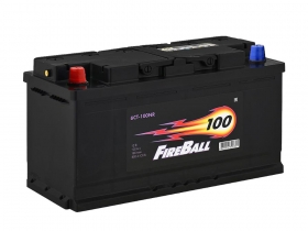 АКБ Fireball 100 А/ч прямая полярность