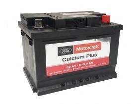 Аккумулятор FORD CALCIUM + 60 А/ч обратная полярность, 560409054