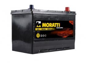 Авто аккумулятор Moratti 6СТ- 100 А/ч