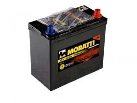 Авто аккумулятор Moratti 6СТ- 45 А/ч Asia