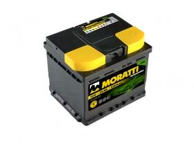 "Авто аккумулятор Moratti 6СТ- 55 А/ч ""кубик"""