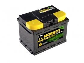 Авто аккумулятор Moratti 6СТ- 60 А/ч п.п.