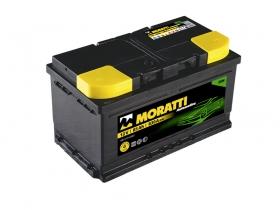 Авто аккумулятор Moratti 6СТ- 85 А/ч