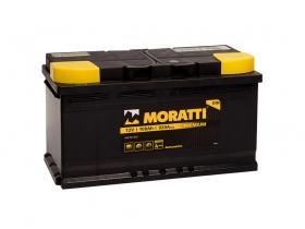 Moratti 6СТ- 100А/ч