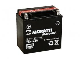 Аккумулятор Moratti YTX14-BS