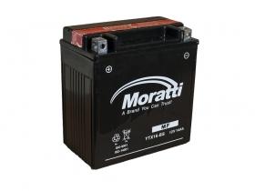 Аккумулятор MORATTI YTX16-BS