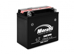 Аккумулятор MORATTI YTX20L-BS MF VRLA AGM