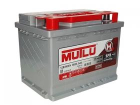 АКБ Mutlu SFB 60 а/ч series 3 обратная полярность