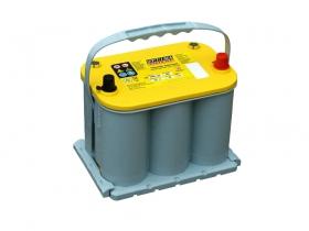 Авто аккумулятор Optima 48 А/ч, YellowTop R 3.7L